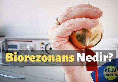 Biorezonans Nedir, Ne İşe Yarar?
